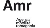 AMR ROMAGNA – TRASPARENZA Logo